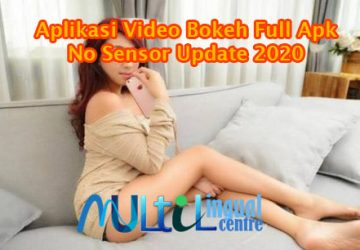 Aplikasi Video Bokeh Full Apk No Sensor Update 2020