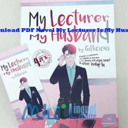 Download PDF Novel My Lecturer Is My Husband