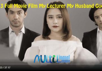 Episode 3 Full Movie Film My Lecturer My Husband Goodreads