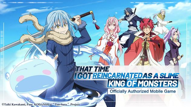 download Tensura King Of Monster apk