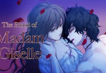 Komik The Blood Of Madam Giselle Naver Korea